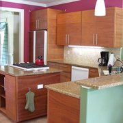 ... Photo Of Austin Cabinet Refacing   Austin, TX, United States. Westlake  Mahogany