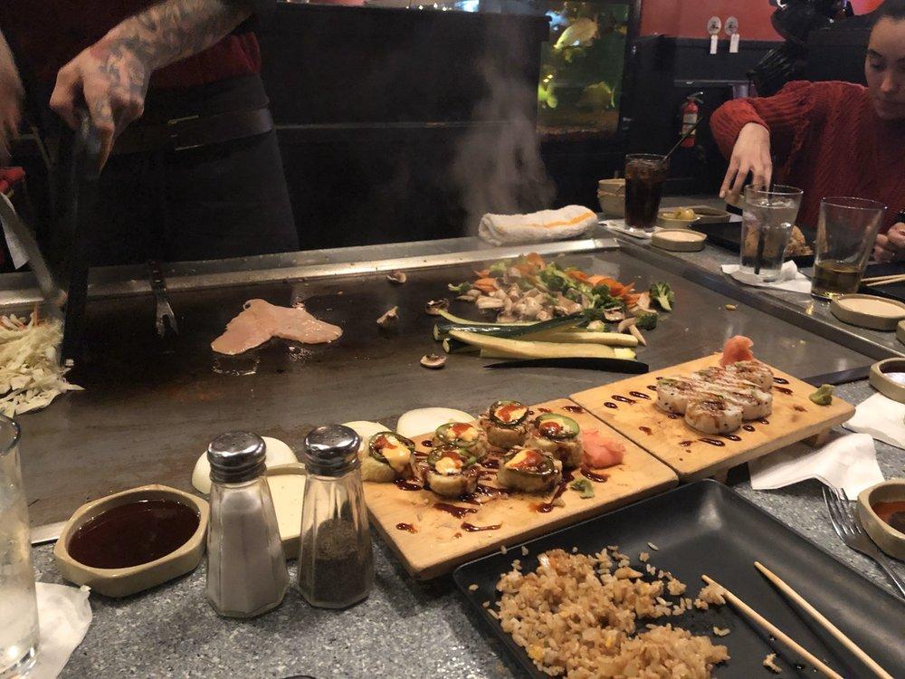 Sumo Japanese Steakhouse
