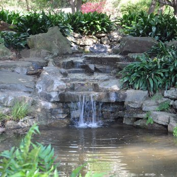 Charmant Photo Of Birmingham Botanical Gardens   Birmingham, AL, United States.  Small Fall!