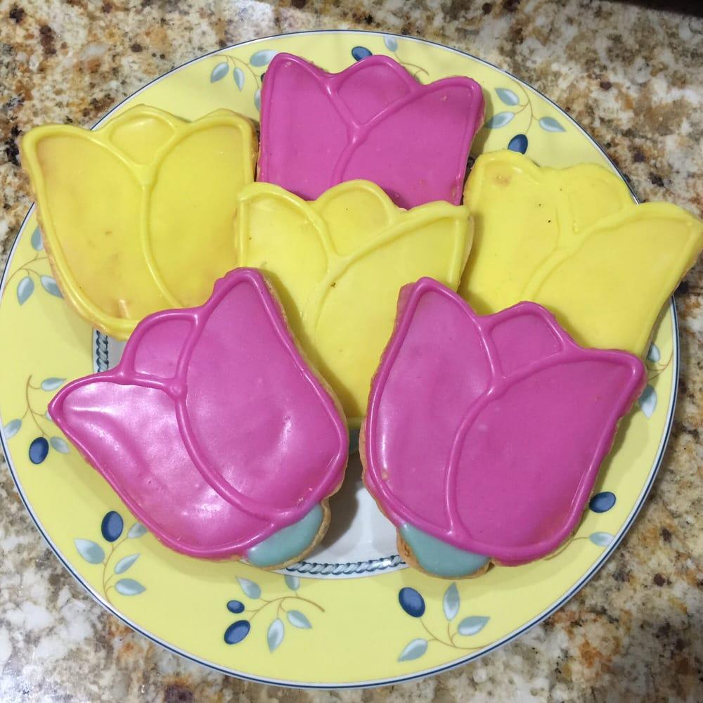 Tulip Cookies - 6 Pack $9.99 - Yelp