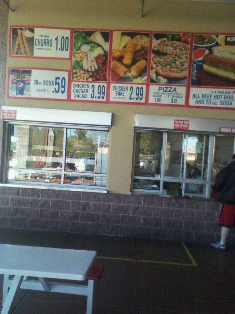 Costco Food Court Sacramento Ca