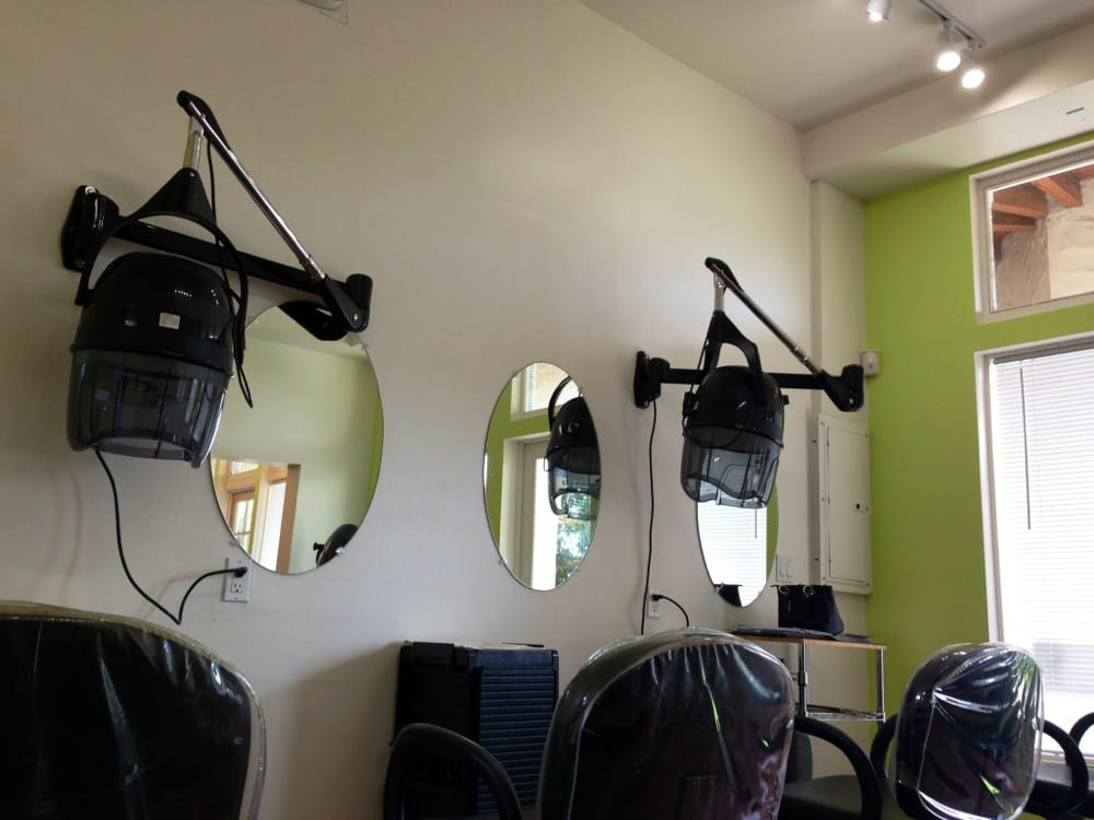 fabulous new wall dryers making fabulous hair with the On 2 blond salon fort lauderdale