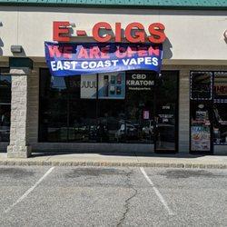 East Coast Vape & Smoke Shop - Vape Shops - 3720 US Rt 9