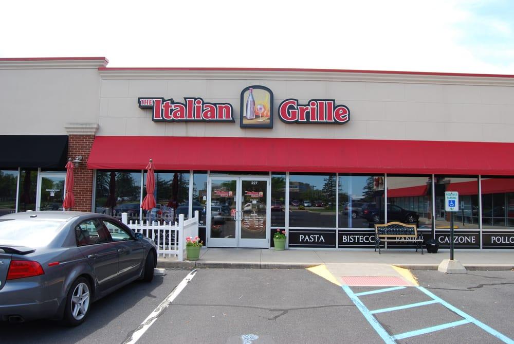 The Italian Grille: 227 N Duesenberg Rd, Auburn, IN