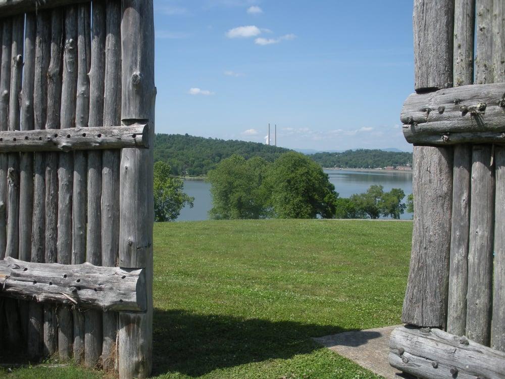 Fort Southwest Point: 1225 S Kentucky St, Kingston, TN