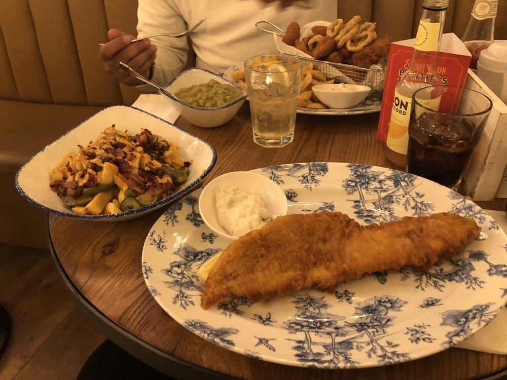 Berties Proper Fish & Chips