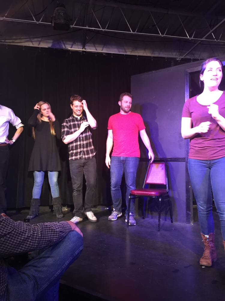 HUGE Improv Theater