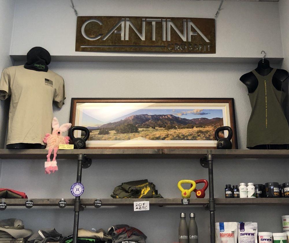 Cantina Crossfit: 13600 Copper Ave NE, Albuquerque, NM