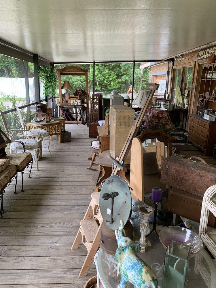 Shabby Shack Vintage Goods & Collectibles: 4312 Land O Lakes Blvd, Land O' Lakes, FL