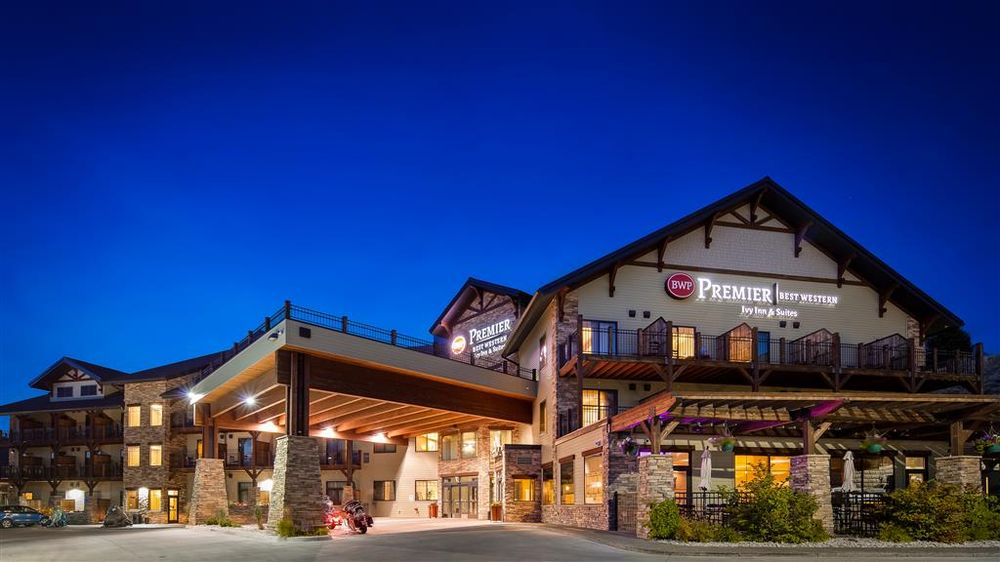Best Western Premier Ivy Inn & Suites: 1800 8th St, Cody, WY