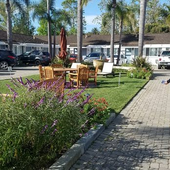 Photo Of Marina Beach Motel Santa Barbara Ca United States Center Court