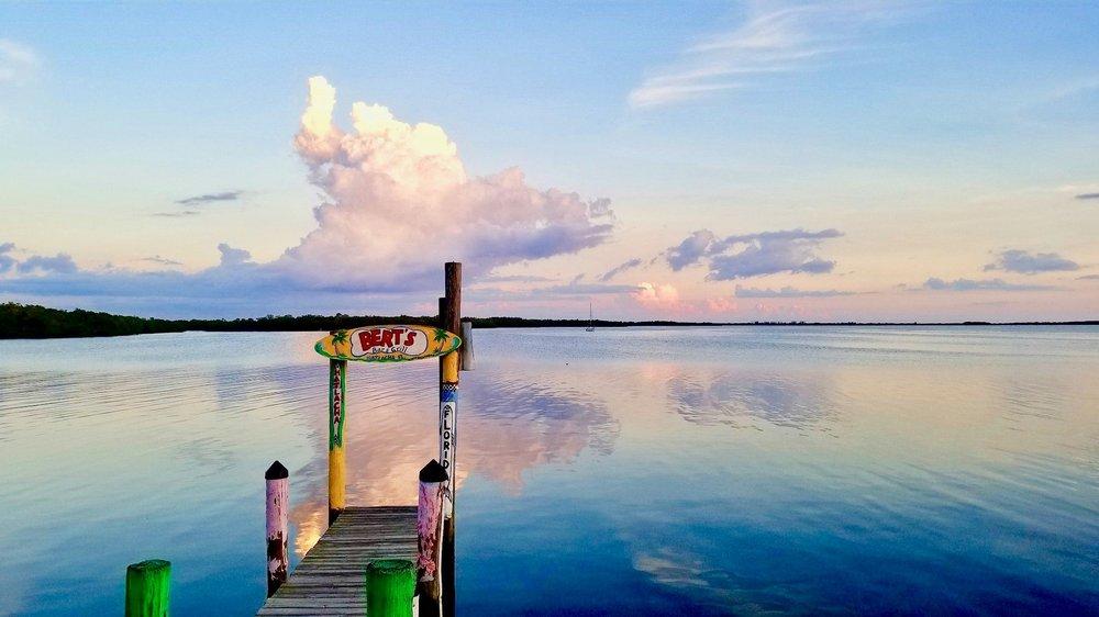 Bert's Bar & Grill: 4271 Pine Island Rd NW, Matlacha, FL