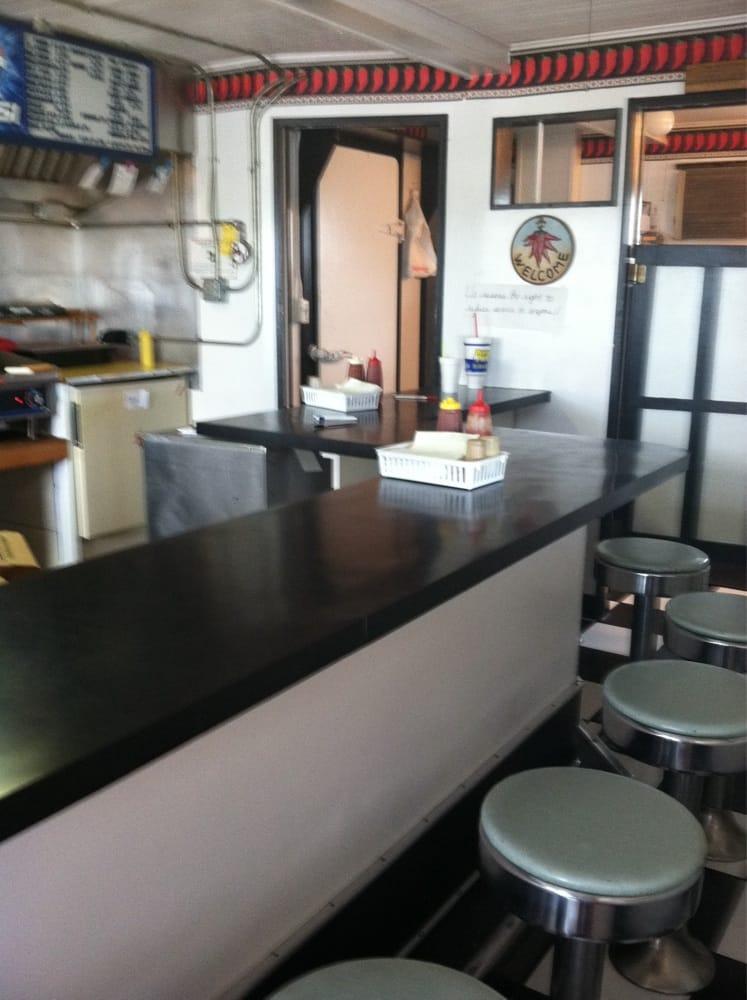 Rock - Jan's Pit BBQ: Crawford, NE