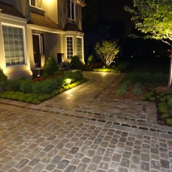 Photo of CB Conlin Landscapes - Naperville IL United States. Front walkway with & CB Conlin Landscapes - 20 Photos - Landscaping - 28W490 95th St ...