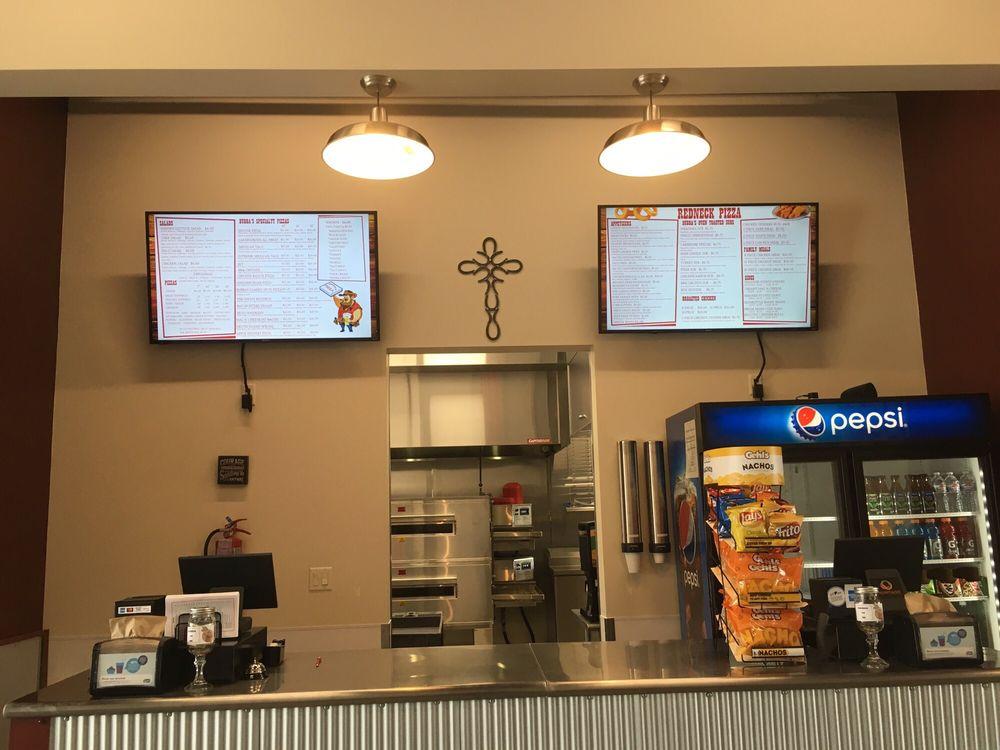 Redneck Pizza & Chicken: 3911 Central Ave, Billings, MT
