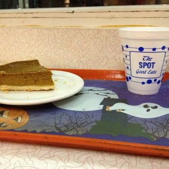 Spot Restaurant Sidney Ohio Menu