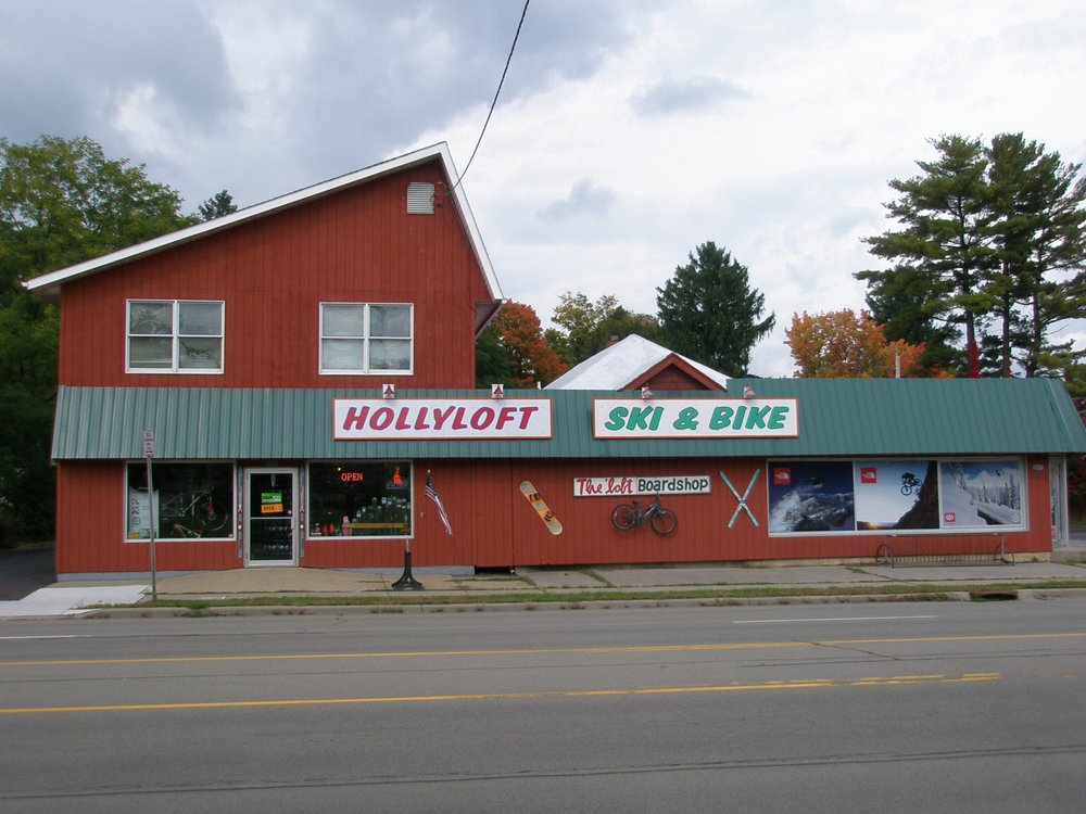 Hollyloft Ski & Bike: 600 Fairmount Ave, Jamestown, NY