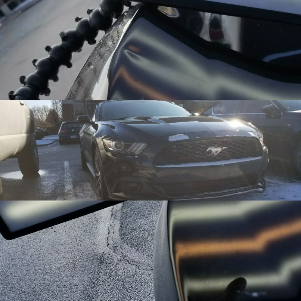 Grey's Paintless Dent Removal: Cloverdale, IN