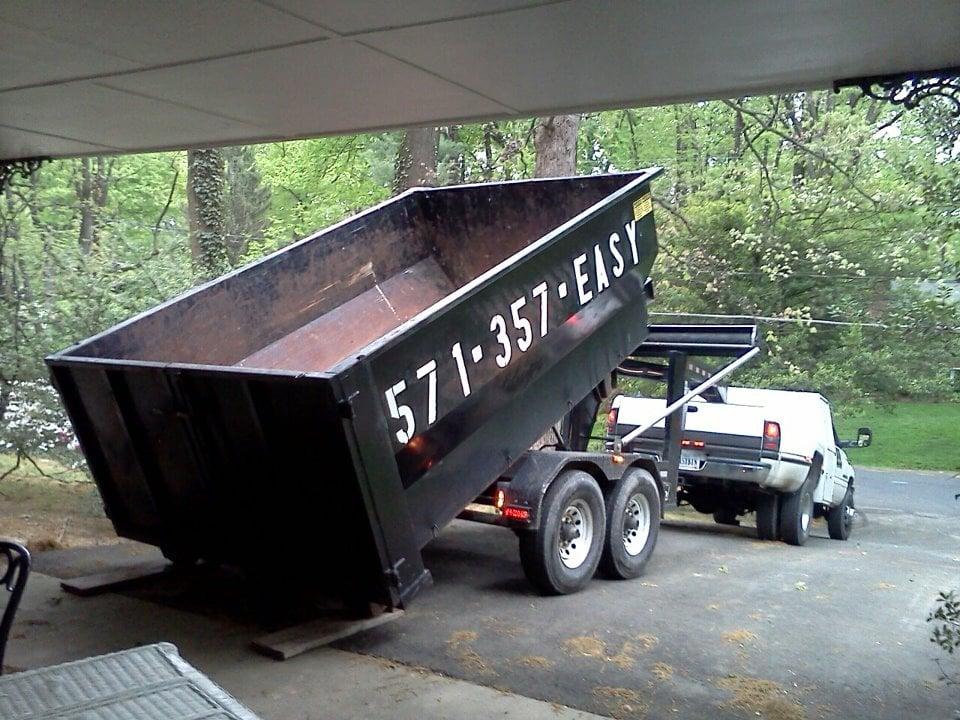 Easy Bins - Dumpster Rentals: Lorton, VA