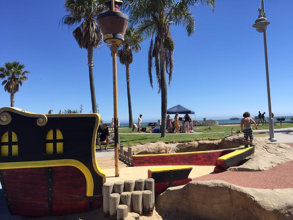 Pirate Park: Avila Beach, Avila Beach, CA