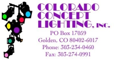 Colorado Concept Electrical and Lighting
