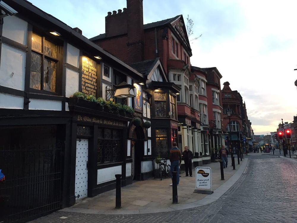 Restaurants Near Bolton