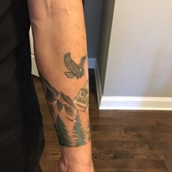 Standard Ink Tattoo - Tatouage - 434 Frazier Ave, Chattanooga, TN ...