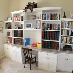 Photo Of Closet Tec Inc   Sarasota, FL, United States. Home Office Cabinetry