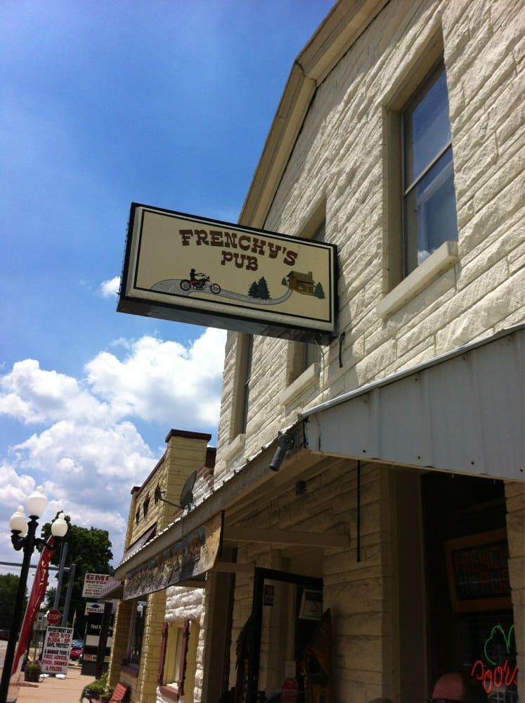 Frenchy's Pub: 150 W Washington St, Morgantown, IN