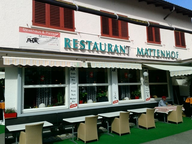Restaurant mattenhof cuisine suisse d bendorfstrasse - Restaurant cuisine moleculaire suisse ...