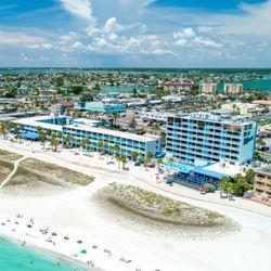 Photo Of Bilmar Beach Resort Treasure Island Fl United States Ariel View