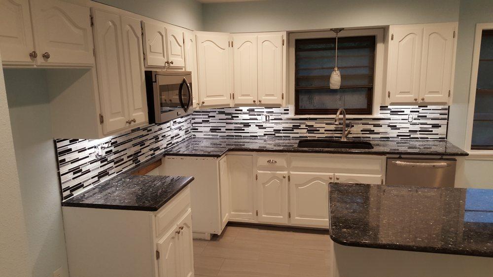 Photo Of S U0026 A Construction   Wichita, KS, United States. Kitchen Rehab