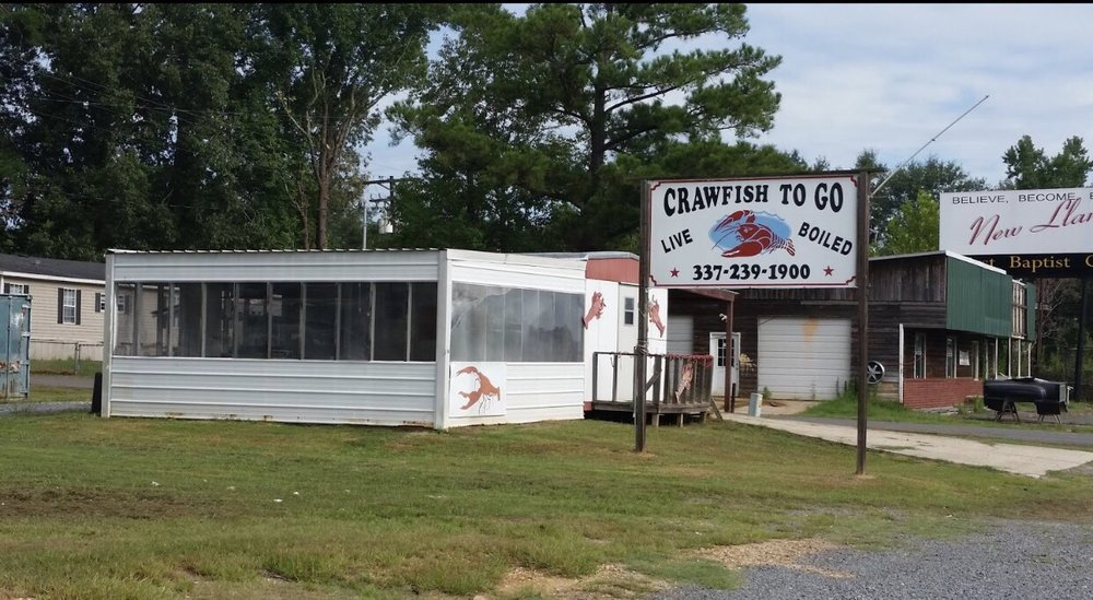 Crawfish To Go: 101 Harper St, New Llano, LA