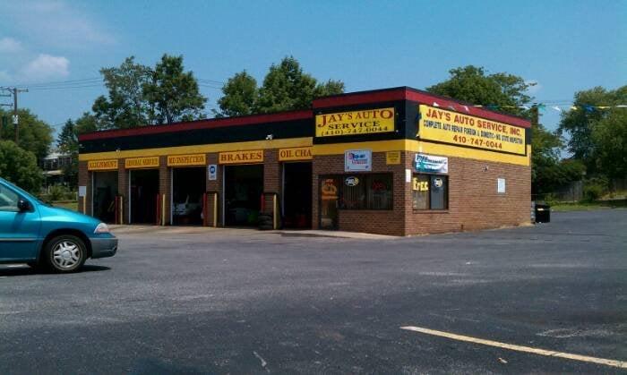 Jay S Auto Service Autowerkstatt 5506 Baltimore