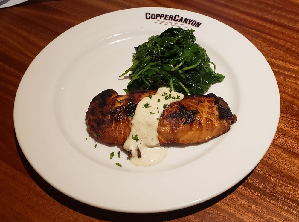 Copper Canyon Grill: 7051 Arundel Mills Blvd, Hanover, MD