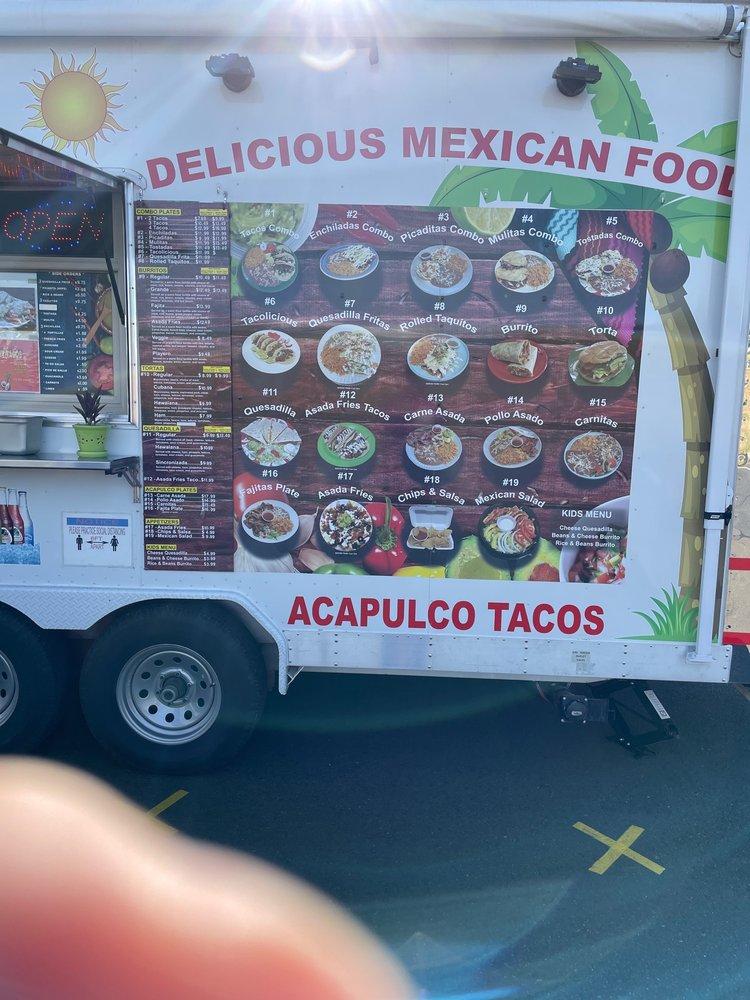 Acapulco Taco Truck: 740 Massachusetts St, Lawrence, KS