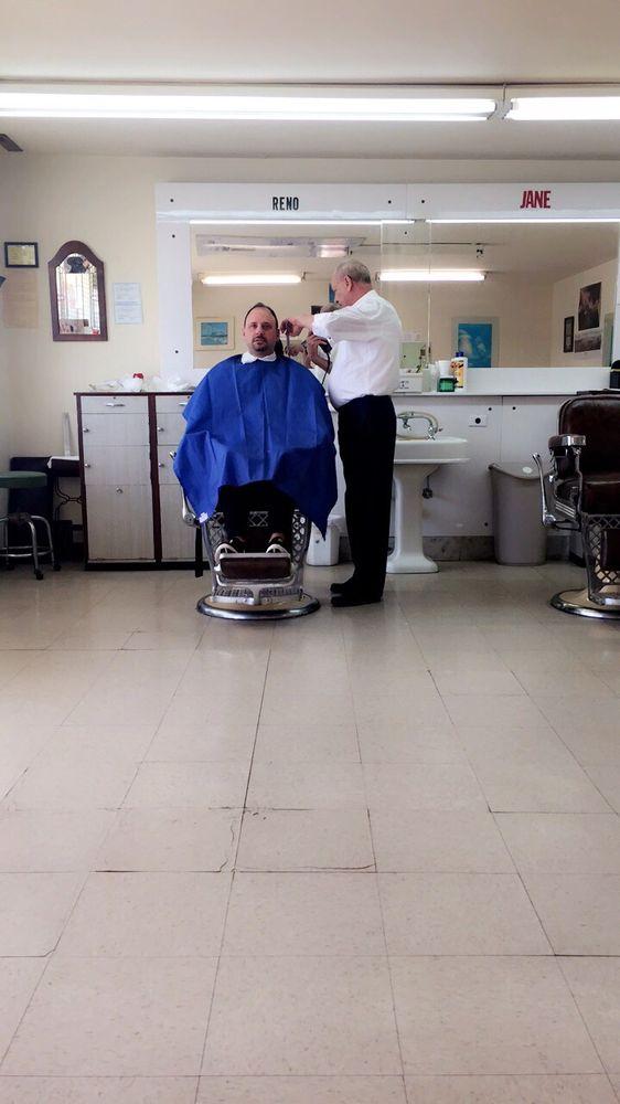 Renos Barber Shop