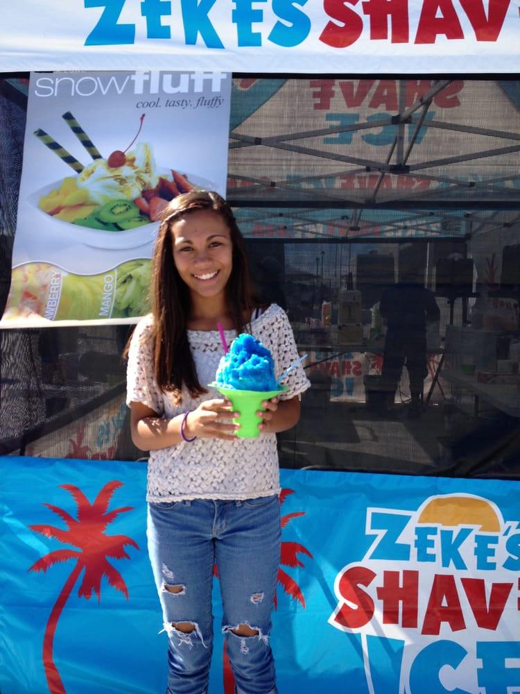 Zeke's Shave Ice: San Diego, CA