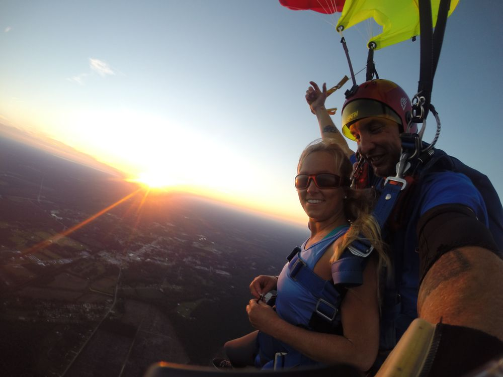 SC Skydiving: 11920 Gapway Rd, Andrews, SC
