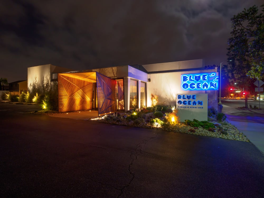 Blue Ocean Robata & Sushi Bar