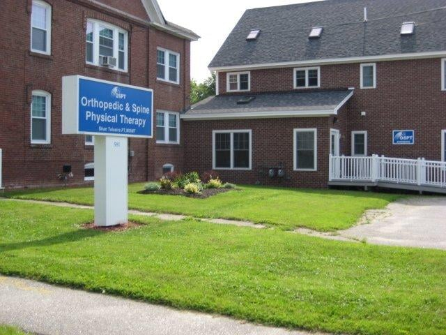Orthopedic & Spine Physical Therapy: 581 Main St, Lewiston, ME