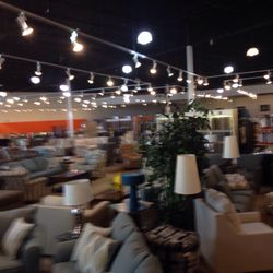 Photo Of Kittleu0027s Furniture   Lafayette, IN, United States. Showroom View  With Blurry