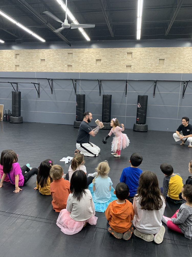 Black Belt Martial Arts Center: 10576 Metropolitan Ave, Kensington, MD