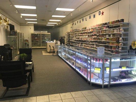 Vapor Land Eastwood Mall - Vape Shops - 5555 Youngstown
