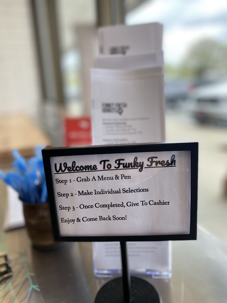 Funky Fresh Donuts: 2830 Cashwell Dr, Goldsboro, NC