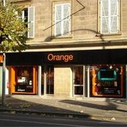 Orange t l phones portables 4 avenue de paris brive - Numero de telephone boutique orange la defense ...