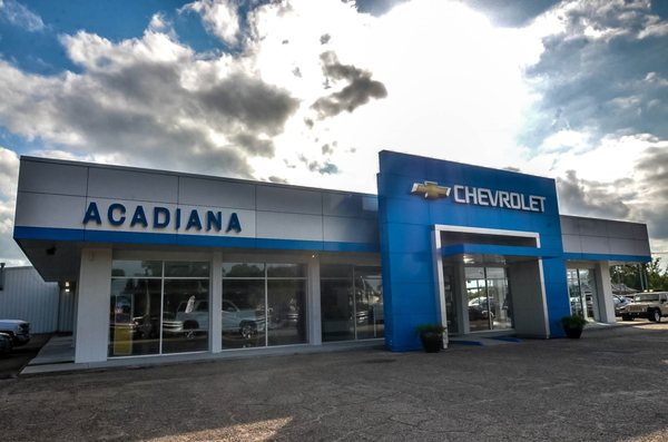 Acadiana Chevrolet Breaux Bridge 1315 Rees St Breaux Bridge, LA Auto  Dealers   MapQuest