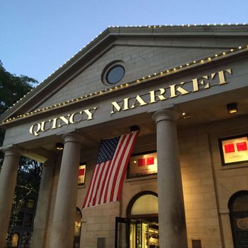 how to get to quincy market