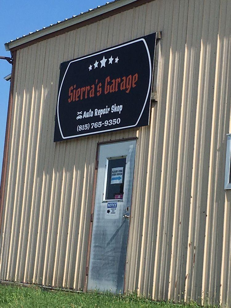 Sierra's Garage: 4760 Rte 173, Poplar Grove, IL