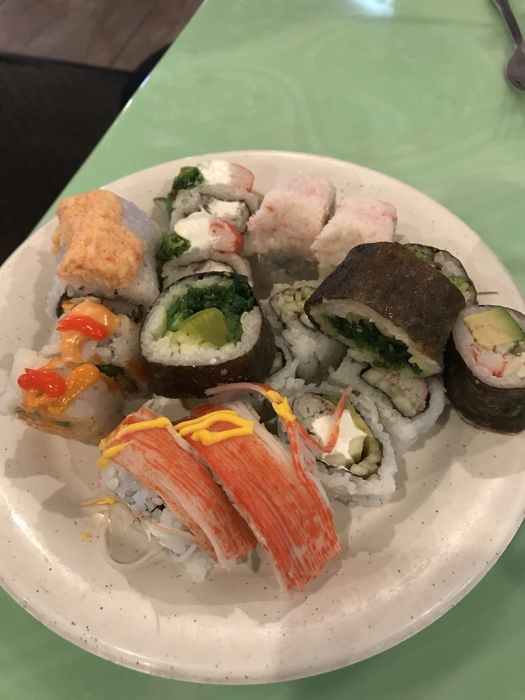 Hibachi Grill & Supreme Buffet: 5567 S Scatterfield Rd, Anderson, IN